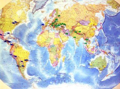 С чего начать кругосветное путешествие?