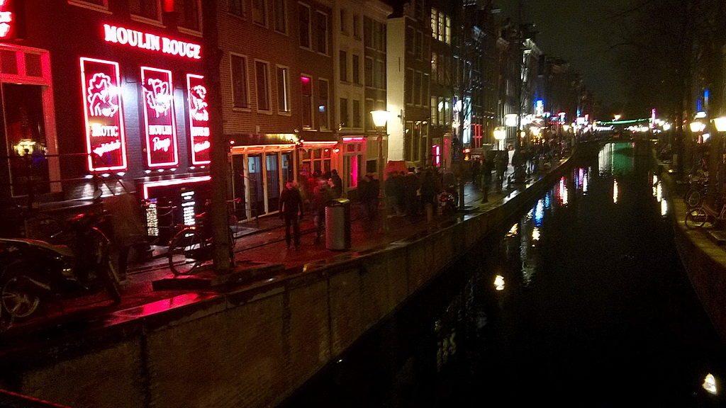 Отзывы а проститутках амстердама в спб