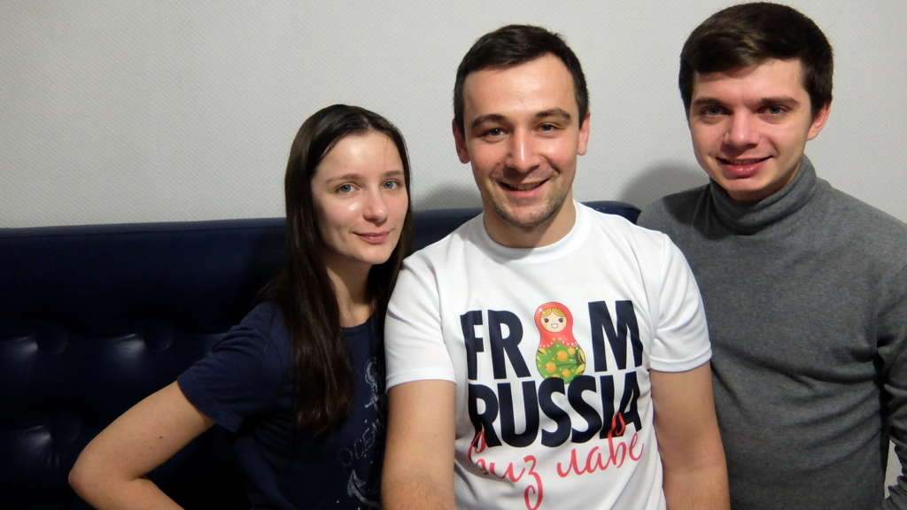 Couchsurfing в Беларуси
