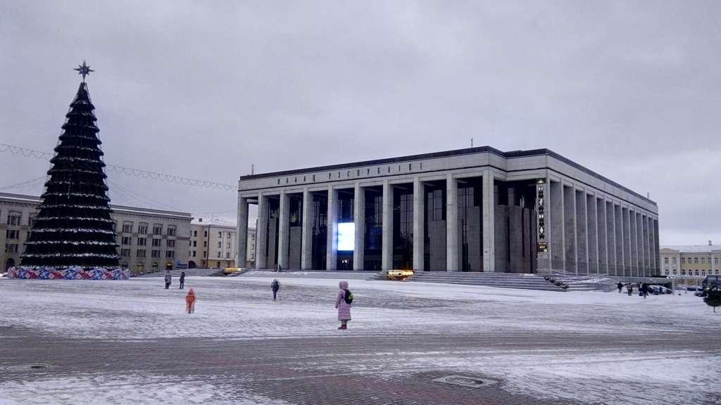 Сияющая чистота и архитектура Минска