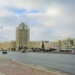 Площадь Независимости в Минске. Все о городе: еда, транспорт, жилье, местная жизнь