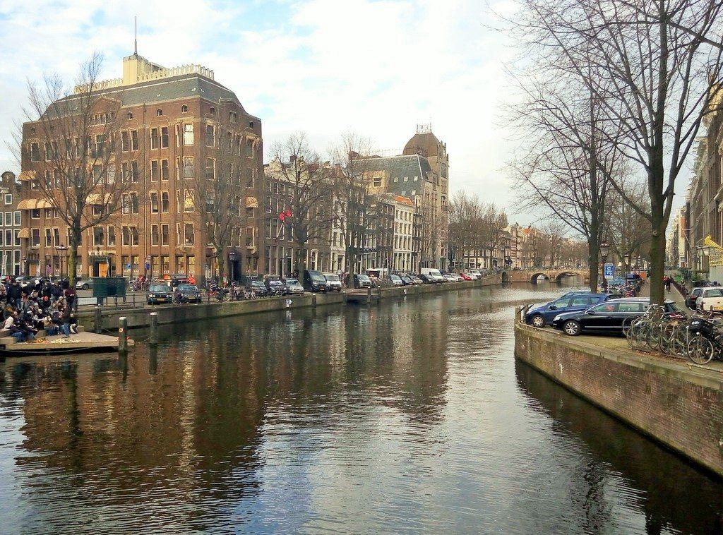 Квартал Йордан в Амстердаме