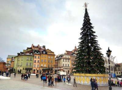 Варшава: питание, проезд, жилье, что посмотреть