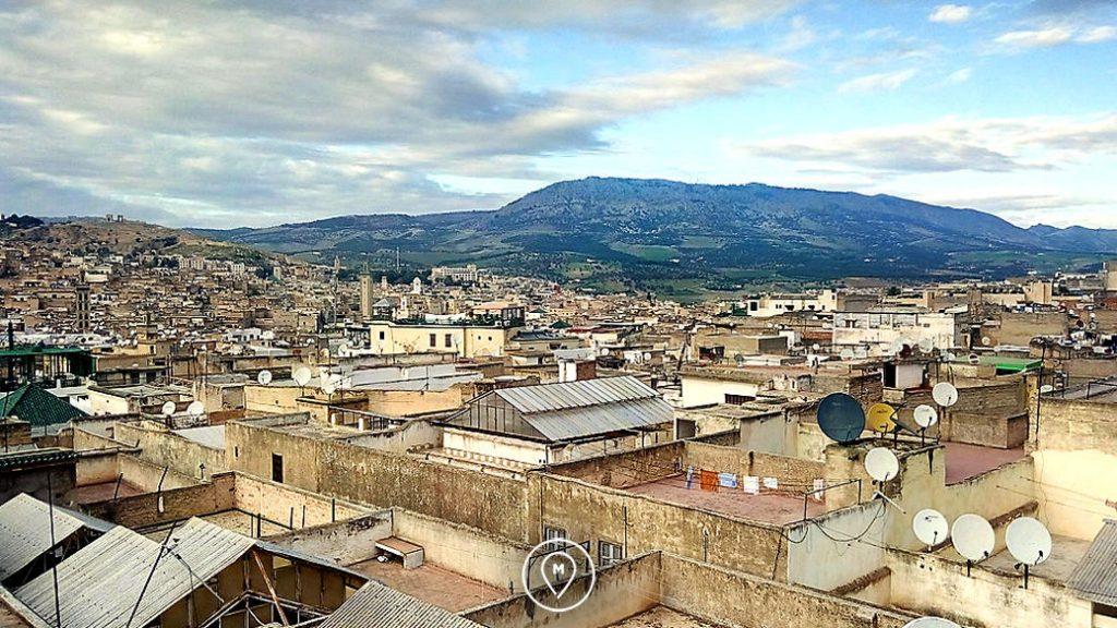 Заметки о медине Феса, Марокко