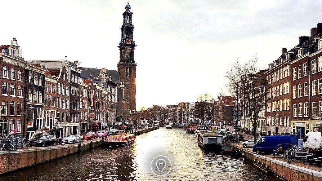 Все про Амстердам: еда, жилье, развлечения