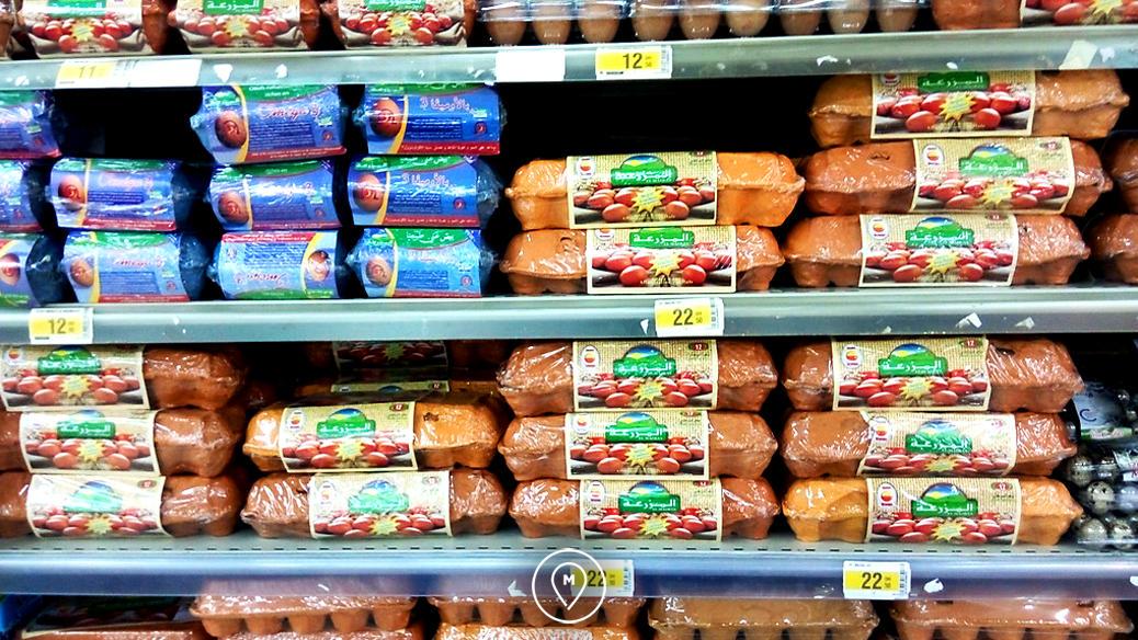 Цены на продукты питания в Марокко