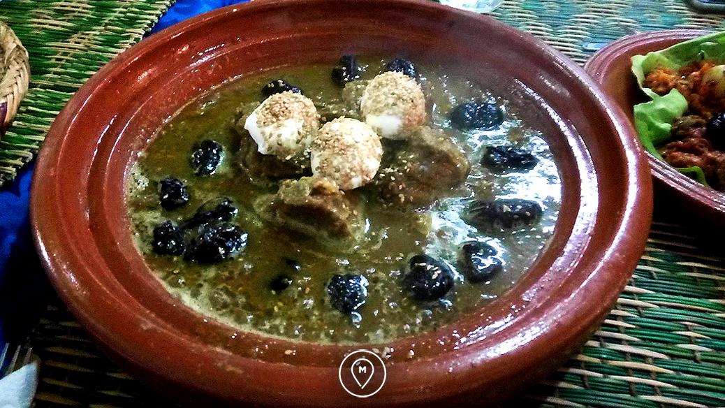 Таджин - национальное блюдо Марокко