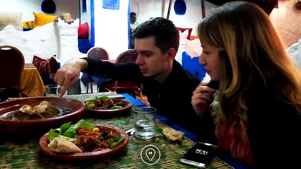Марокко: особенности национальной кухни. Цены на продукты питания.