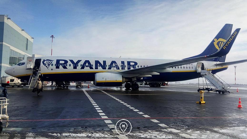 Лоукостер Raynair - дешевые полеты по Европе