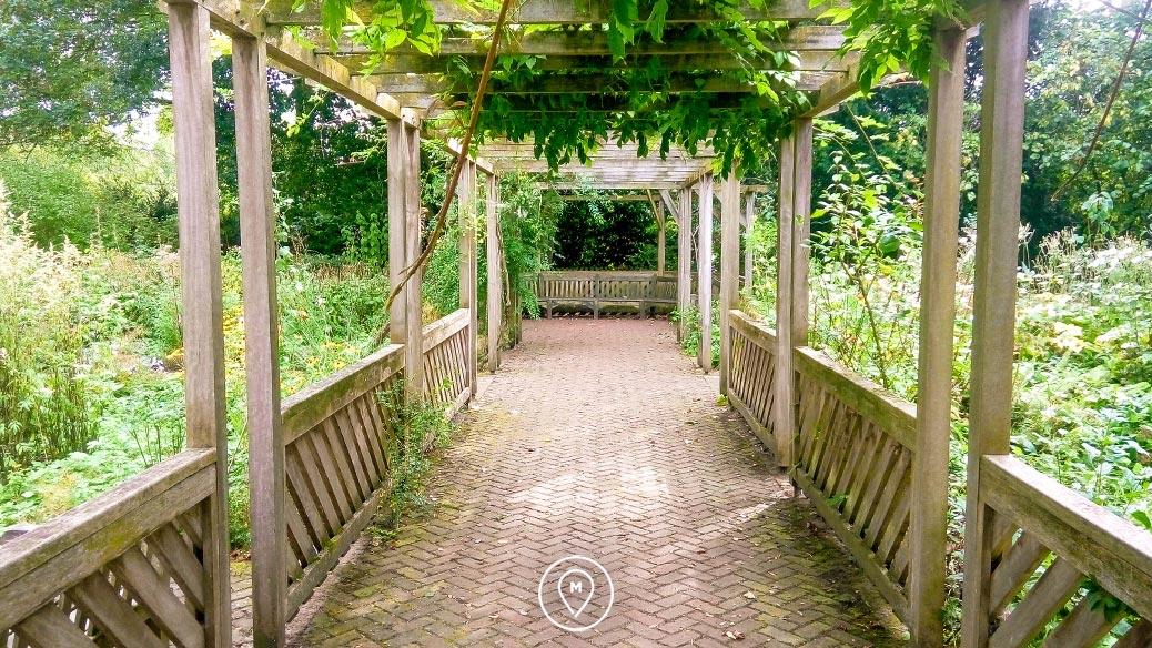 Парк Баттерси, сады в Лондоне