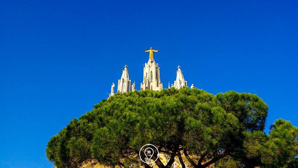 Гора Тибидабо в Барселоне: что посмотреть и как добраться всего за один евро?
