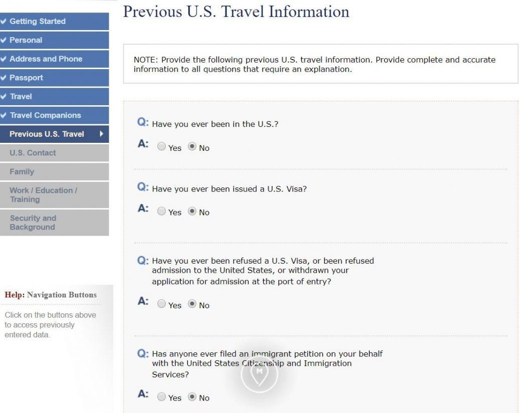 Как получить визу США 15