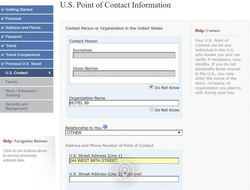 Как получить визу США 16
