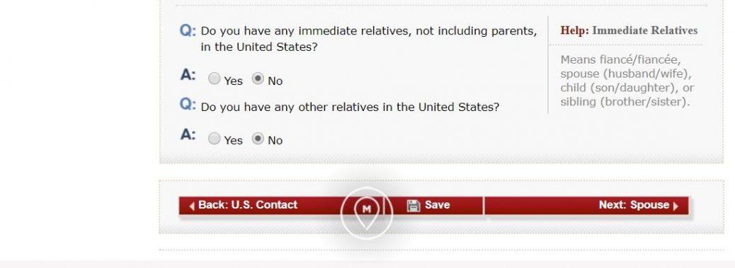 Как получить визу США 18