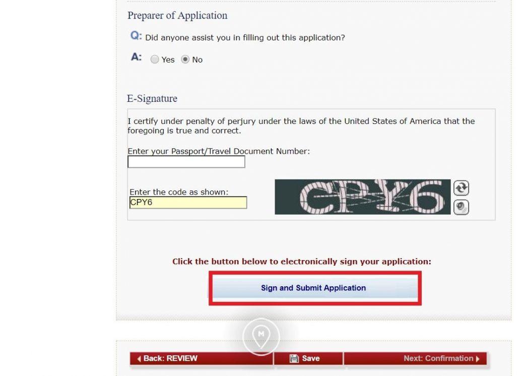 Как получить визу США 32