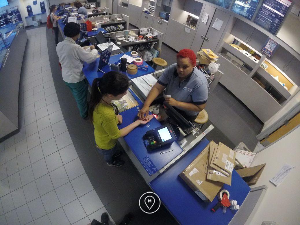 Отправление почтовых карточек